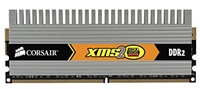 Corsair 4096MB DDR2 800MHz CL5 Twinx DHX (2x2GB)