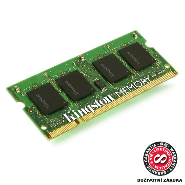 Kingston 2048MB DDR2 800MHz CL6 (2x1GB)