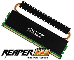 OCZ 2x2GB DDR2 800MHz, Reaper Heatpipe Edition