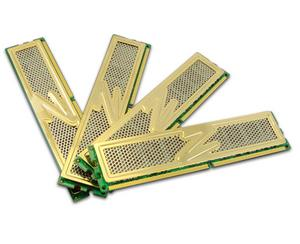 OCZ 4x1GB DDR2 800MHz, Gold XTC