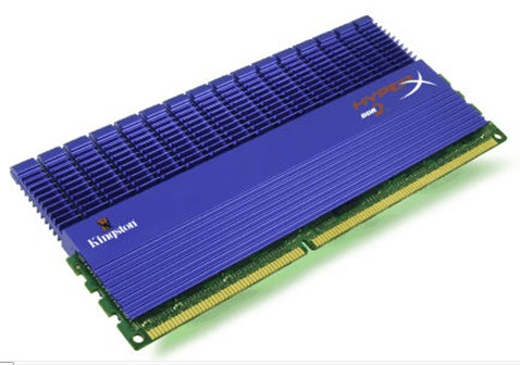 Kingston 2048MB DDR3 1800MHz HyperX CL8 (2x1GB)