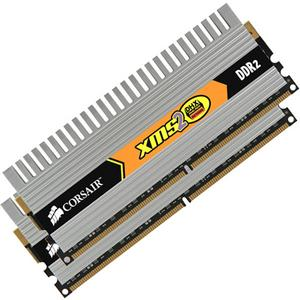 DDR2, 800 MHz 2GB 240 DIMM, Unbuffered, CL5