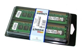 KINGSTON 2GB=2x1GB DDR2 CL5.0 PC5300 667MHz (kit 2ks 1024MB)