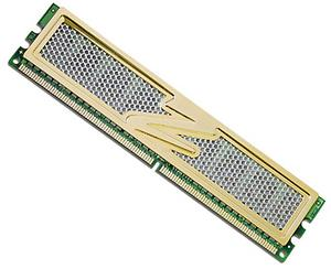 OCZ 1GB DDR2 PC6400 800MHz 4-5-5-15 (Gold Rev2 Gamer Extreme 1024MB s chladičem XTC)