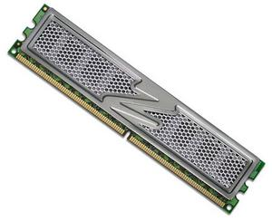 OCZ 1GB DDR2 PC8500 1066MHz 5-5-5-15 (Intel Optimized Titanium 1024MB s chladičem XTC)