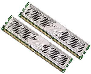 OCZ 4GB=2x2GB DDR2 PC8000 1000MHz 5-5-5-18 (Platinum kit 2ks 2048MB s chladičem XTC)