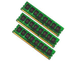 OCZ 3GB=3x1GB DDR3 1333MHz Value PC3-10666 9-9-9-20 (kit 3ks 1024MB, pro Core i7 Vdimm=1.65 a X58)