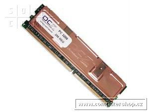 OCZ 2GB=2x1GB DDR3 1600MHz Platinum PC3-12800 7-6-6-24 (kit 2ks 1024MB s chladičem XTC)