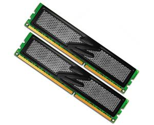 OCZ 4GB=2x2GB DDR3 1600MHz Obsidian PC3-12800 9-9-9-24 (4GB kit 2ks 2048MB s chladičem XTC)