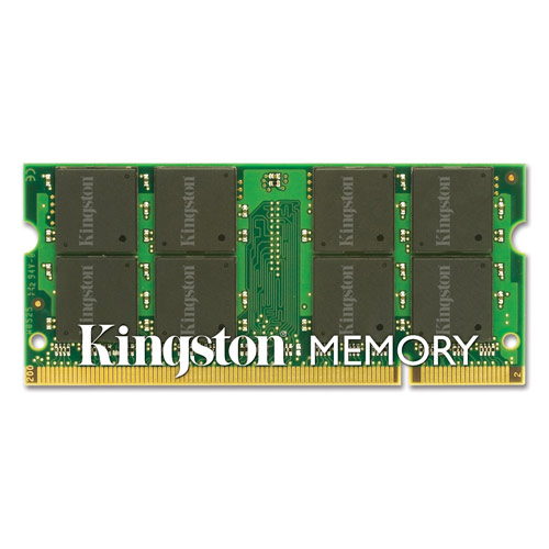 KINGSTON 1GB DDR2 CL5 667MHz KVR667D2S5/1