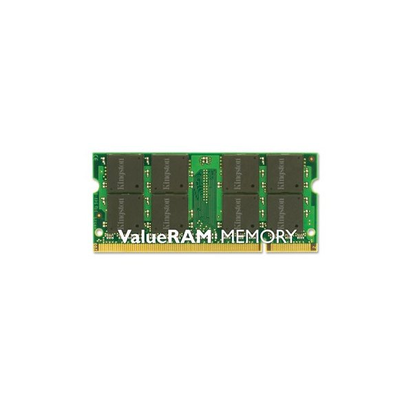 KINGSTON 1GB SO-DIMM DDR2 CL6.0 PC6400 800MHz (1024MB)