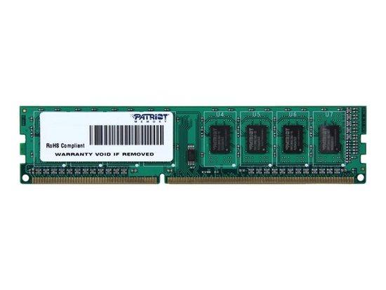 Patriot 4GB DDR3 1600MHz CL11 PSD34G160081