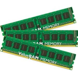 Kingston DIMM DDR3 12GB 1333MHz ECC CL9 (Kit of 3) with Thermal Sensor ValueRAM