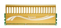 Apacer DIMM DDR2 4GB PC8500/1066 128x8 CL5-5-5-15 RETAIL KIT 2x2GB Giant II P45
