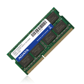 A-DATA SODIMM 4GB (2x2GB KIT) 1333MHz DDR3 PC10664