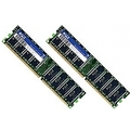 A-DATA 2x1024MB DDR II 800 retail pack