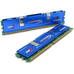 Kingston 1GB 800MHz Non-ECC CL5 (Kit of 2x512)