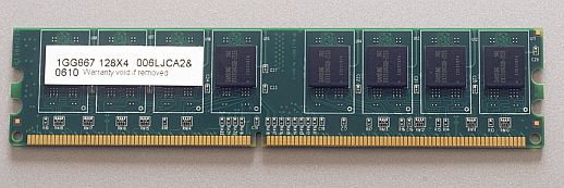 LEGEND Samsung DDR2 1GB, 667MHz, Non ECC, CL5