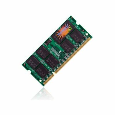 Transcend 512MB DDR 333MHz CL2.5 SO-DIMM (TS64MSD64V3)
