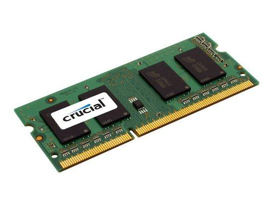 Crucial 8GB DDR3 1600Mhz CL11 SO-DIMM (CT102464BF160B )